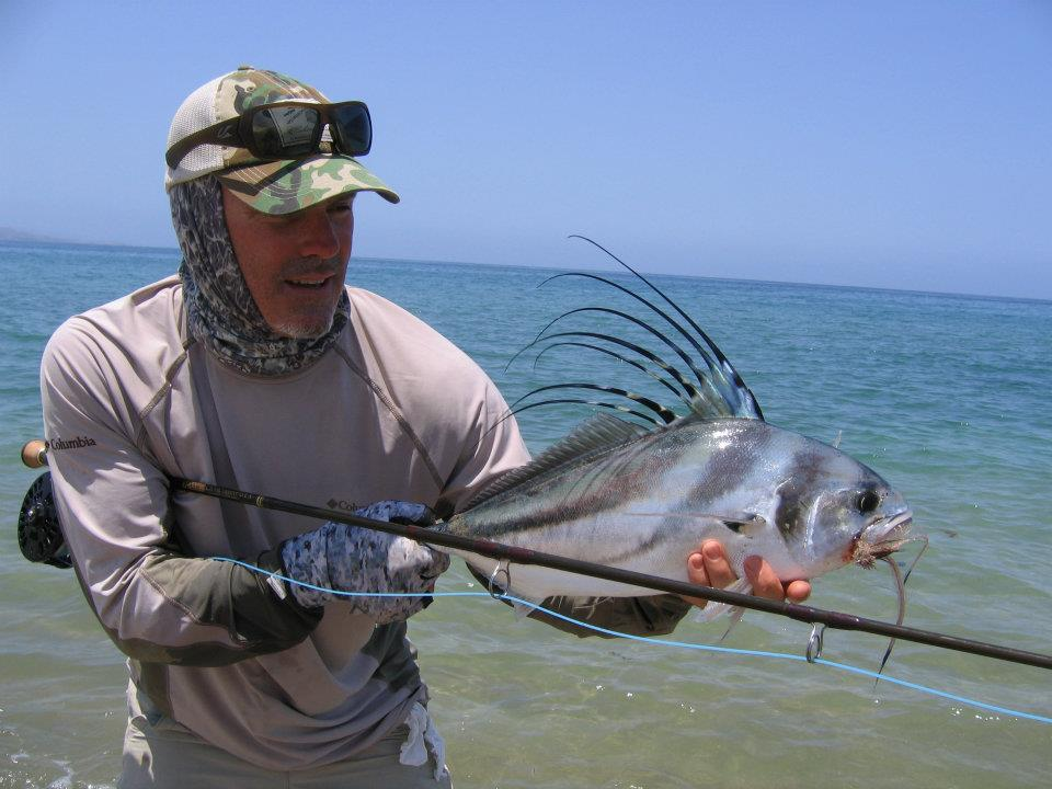 Fly fishing the world with conway bowman the venturing for Fly fishing san diego