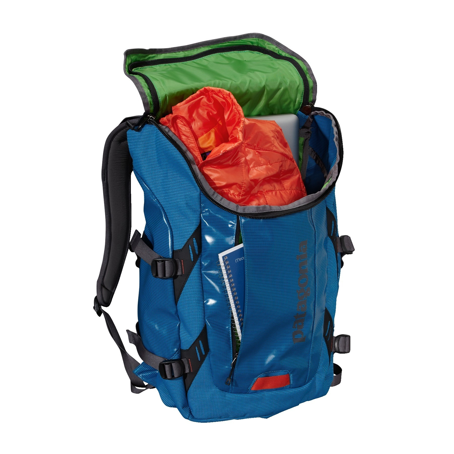 Fly fishing travel gear patagonia black hole pack the for Fly fishing pack
