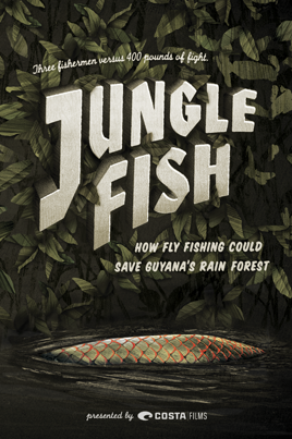 Fly fishing film pursuing the largest freshwater fish in for Fly fishing films