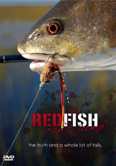 redfish cant jump