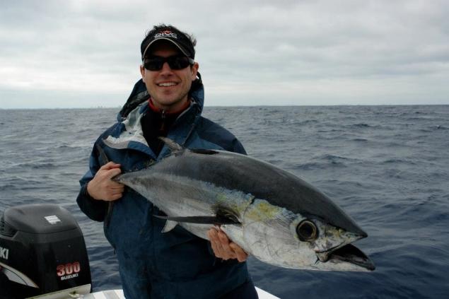 Ron Doerr tuna