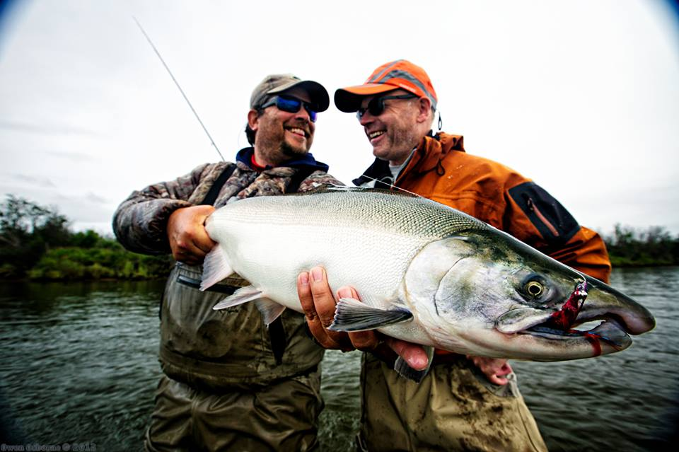 Join us hosted fly fishing trip to alaska and angler s for Best trout fishing in ct