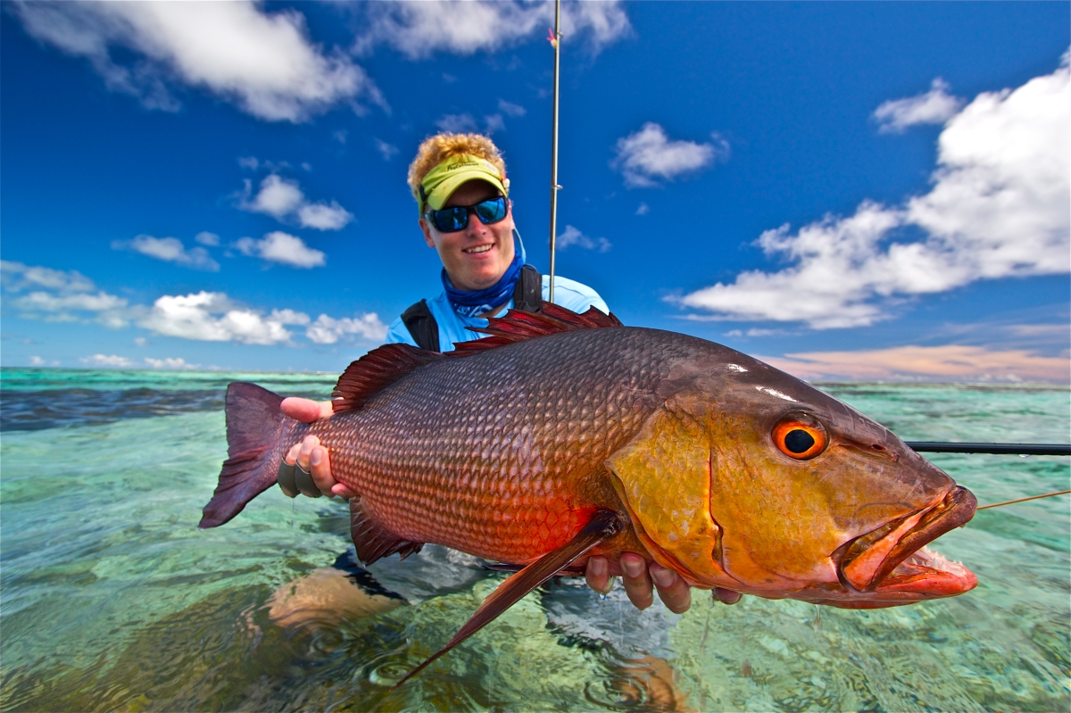 Traveling angler profile fly fishing the world with jako for World of fishing