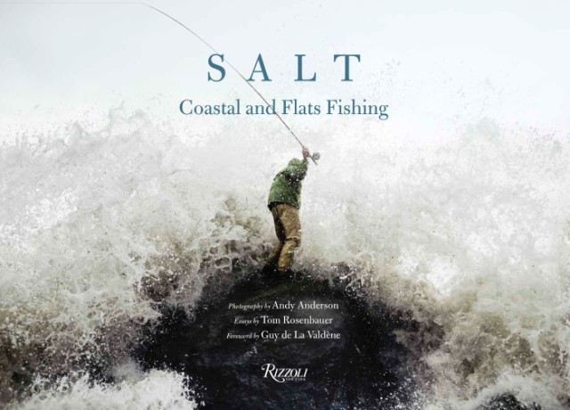 Salt Coastal and Flats Fishing Book