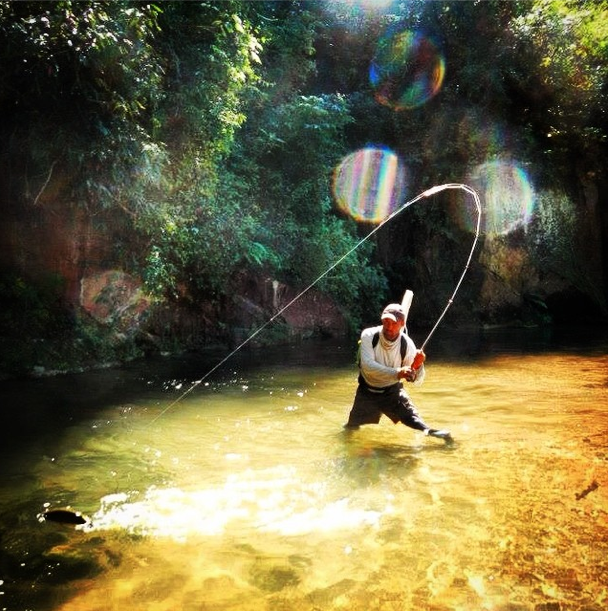 Fly Fishing for Dorado