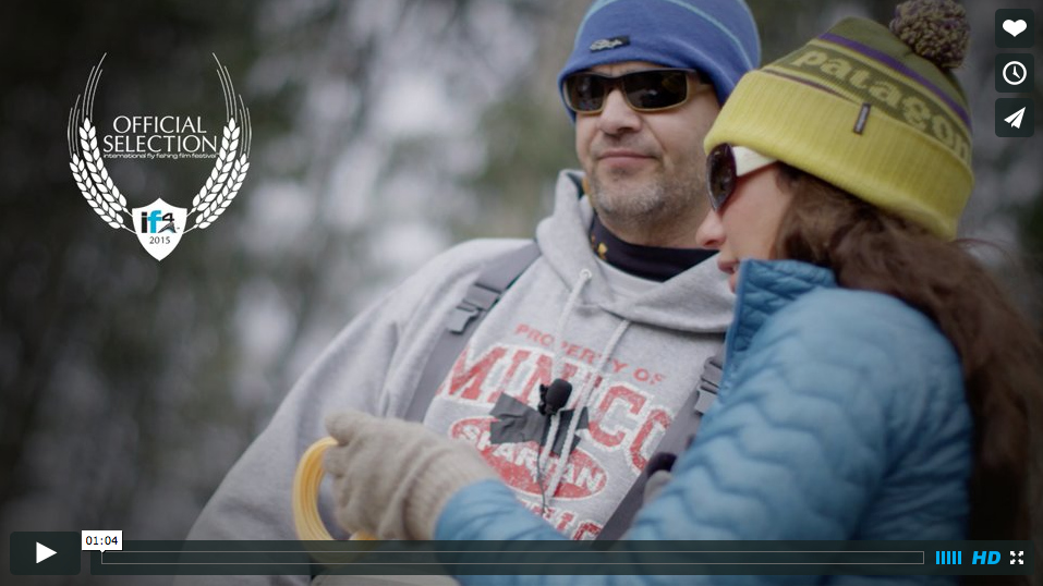 Trailer april vokey and hank patterson in sensei the for Hank patterson fly fishing