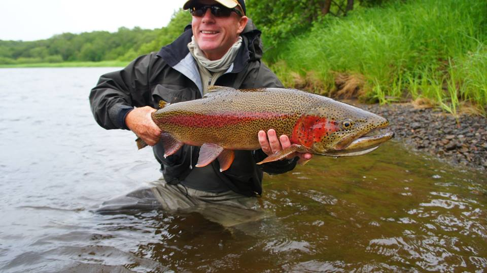 Win a 7 day fly fishing trip to kamchatka from the best of for Best day to fish