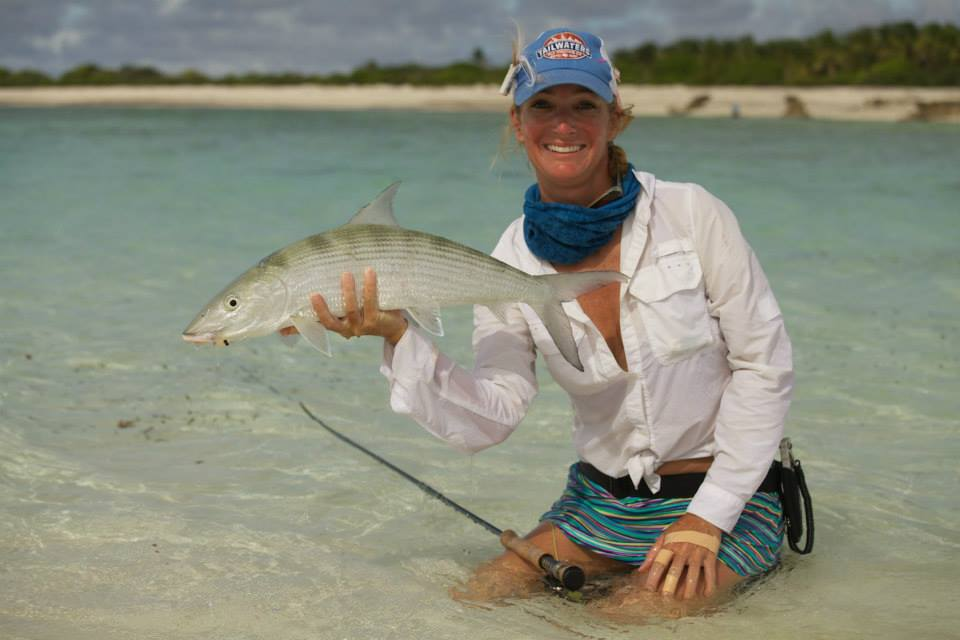 Meredith mccord fly fishing the venturing angler for Fly fishing guides near me