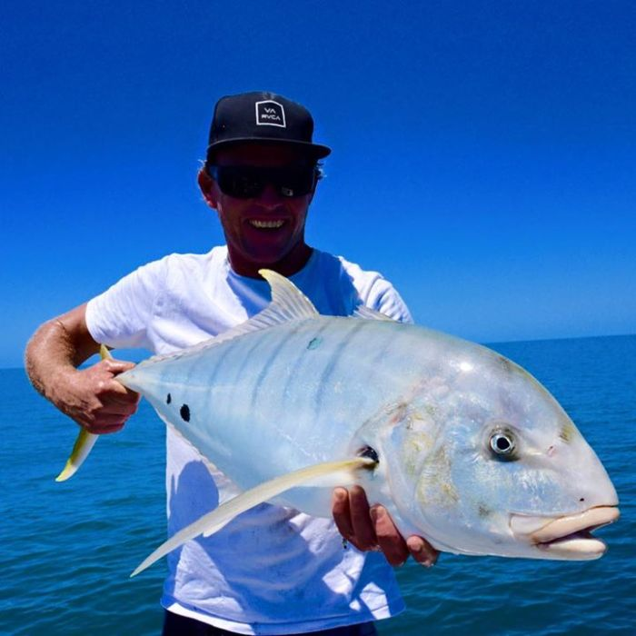 FFF Exmouth golden trevally