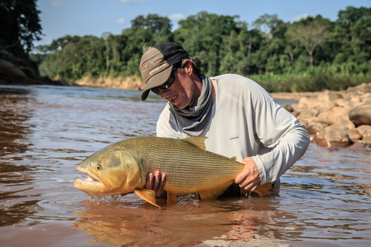 First casts orvis news for Fly fishing jobs