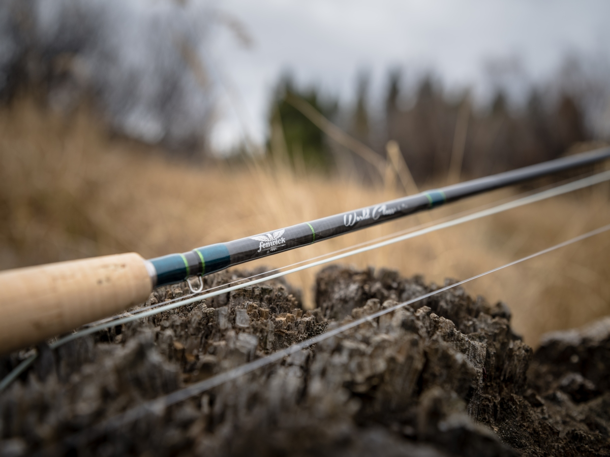 Fly rod review the fenwick world class the venturing angler for Expensive fishing poles