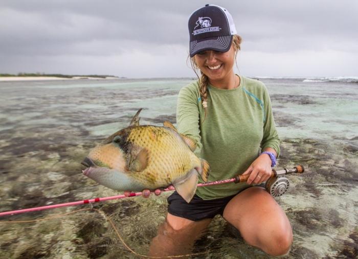 Lindie Blauuw Triggerfish