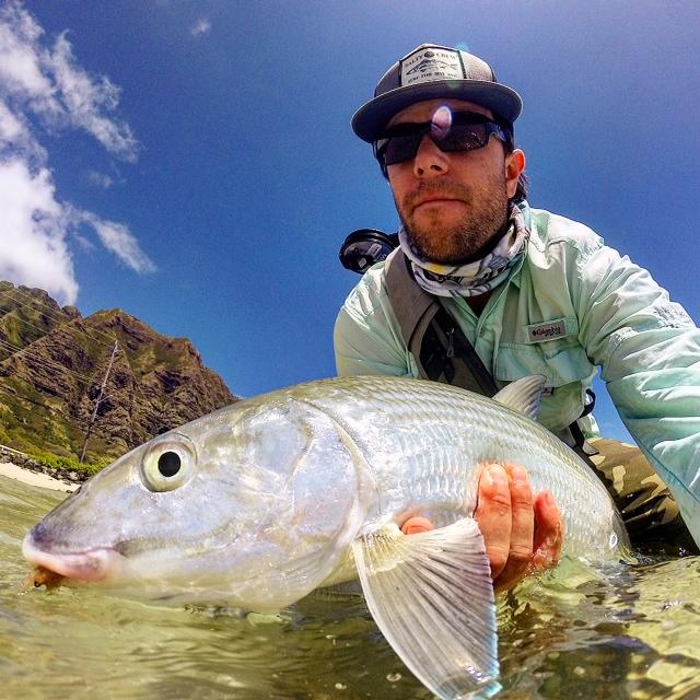 Hawaii bonefish