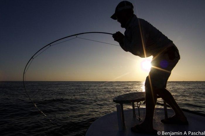 Laguna Madre fishing