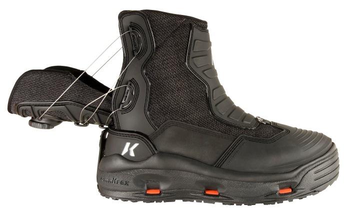 Korkers Hatchback boots