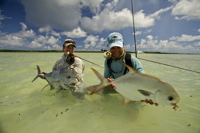 Seychelles fly fishing