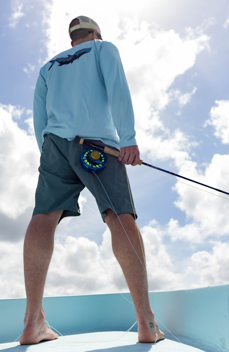 Five tips for fly fishing for permit the venturing angler for Fly fishing 101