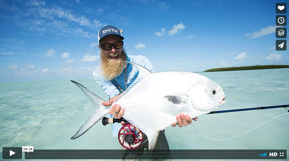 Video fly fishing the flats of cuba with smith optics for Smith optics fishing