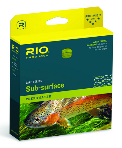 Rio Sub Surface Lake Line
