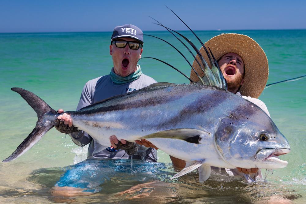 Christiaan pretorius joins the thomas thomas ambassador for Fly fishing iowa