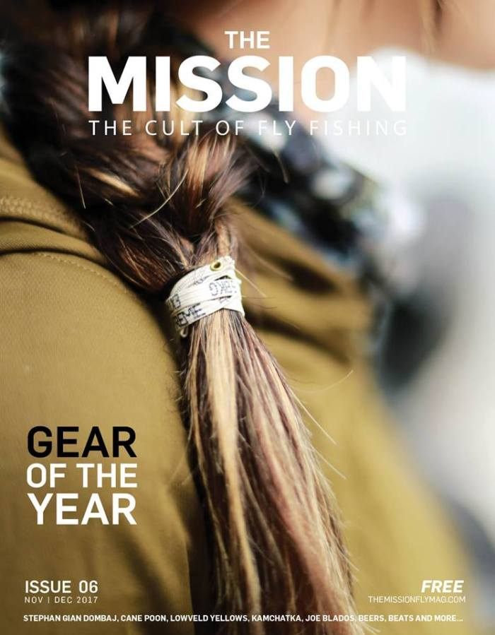 The Mission Fly Fishing Magazine