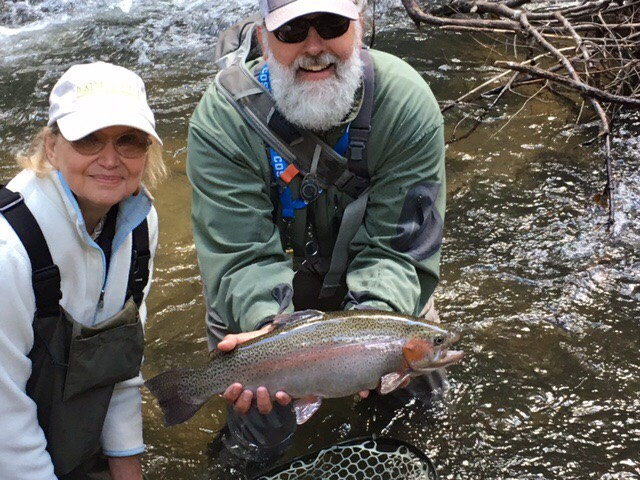 Guide profile fly fishing the georgia with james dudley for Fly fishing north georgia