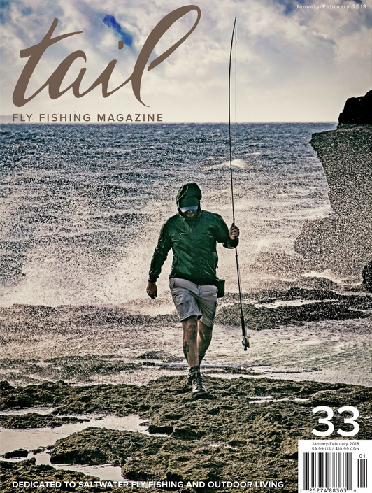 East coast albies to south coast redfish and more in tail for Eastern fly fishing magazine